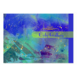 Blue sky, Abstract template Large Business Cards (Pack Of 100)