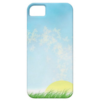 Blue Sky and Blister of Sun iPhone SE/5/5s Case