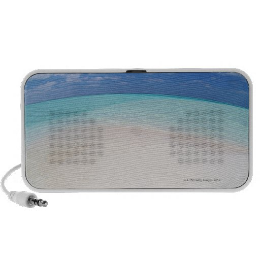 Blue sky and sea 10 notebook speakers