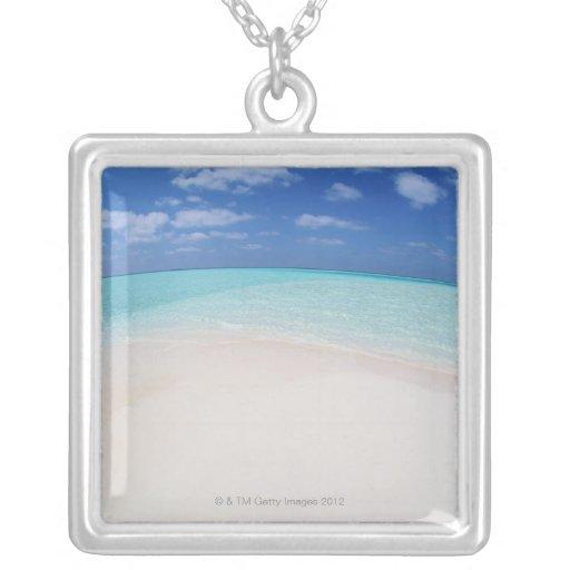 Blue sky and sea 10 pendants