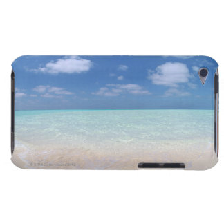 Blue sky and sea 11 barely there iPod case