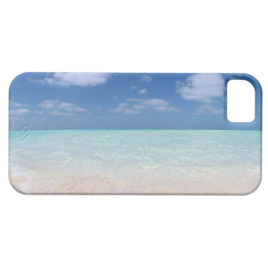 Blue sky and sea 11 iPhone SE/5/5s case