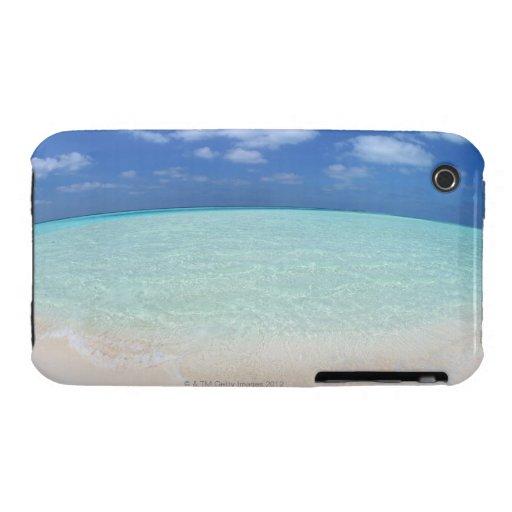 Blue sky and sea 12 Case-Mate iPhone 3 case