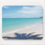 Blue sky and sea 15 mouse pad