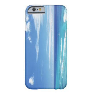 Blue sky and sea 17 barely there iPhone 6 case