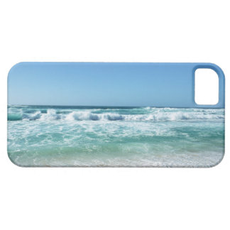 Blue sky and sea 18 iPhone 5 cover