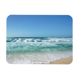 Blue sky and sea 18 magnet