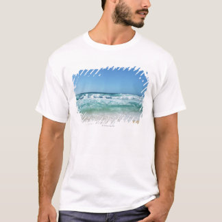 Blue sky and sea 18 T-Shirt