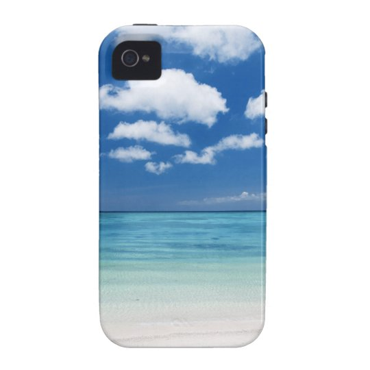 Blue sky and sea Case-Mate iPhone 4 cover