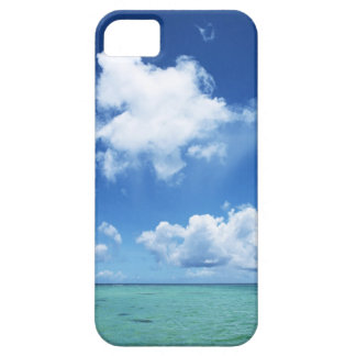 Blue Sky and the Sea iPhone SE/5/5s Case