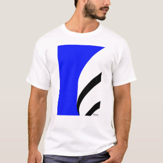 Blue Sky - Art Gallery Selection T-Shirt