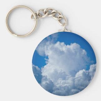 blue sky art vo1 keychain