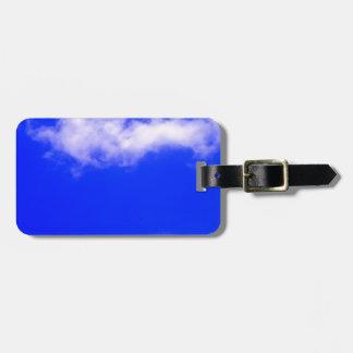 Blue Sky Bag Tag