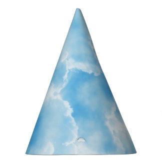 Blue Sky Birthday Party Hat