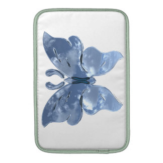 Blue Sky Butterfly Rickshaw Macbook / iPad Cover
