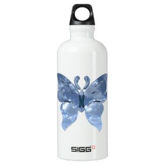Blue Sky Butterfly SIGG Traveler 0.6L Water Bottle