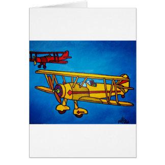 Blue Sky by Piliero Card