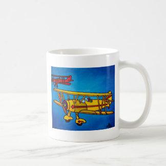 Blue Sky by Piliero Coffee Mug
