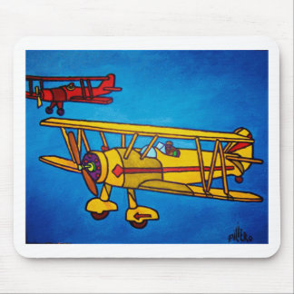 Blue Sky by Piliero Mouse Pad