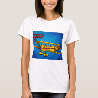 Blue Sky by Piliero T-Shirt