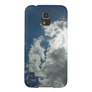 Blue Sky Galaxy S5 Case