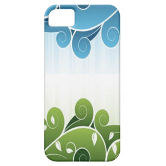 Blue Sky & Green Earth iPhone 5 Case