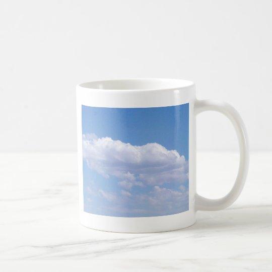 Blue Sky Happiness Mug