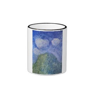Blue Sky Hill Mug