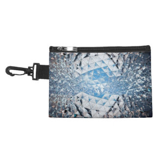 Blue Sky in Crystals Accessories Bags