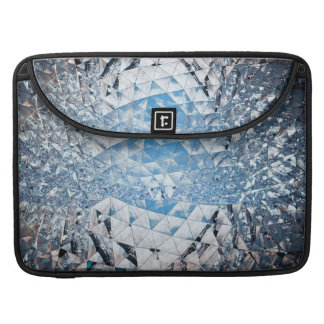 Blue Sky in Crystals Sleeve For MacBooks