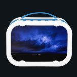 """Blue Sky Lightning Lunchbox<br><div class=""""desc"""">Blue Sky Lightning Lunchbox</div>"""