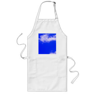 Blue Sky Long Apron