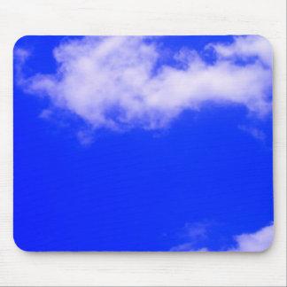 Blue Sky Mouse Pad