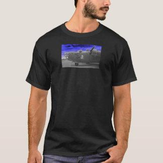 Blue Sky Plane T-Shirt