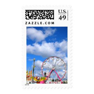 Blue Sky Postage Stamps
