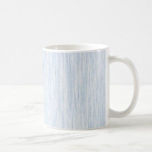 Blue-Sky-Render-Fibers-Pattern Classic White Coffee Mug