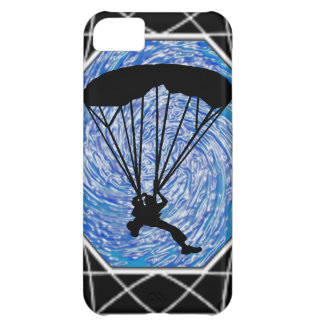 BLUE SKY SKYDIVING iPhone 5C CASE