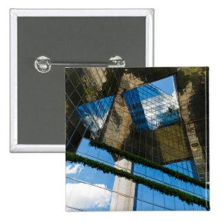 Blue Sky Thinking Pin