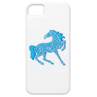 BLUE SKY TROTTING iPhone SE/5/5s CASE