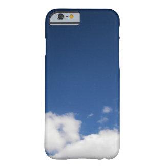 Blue Sky & White Clouds iPhone 6 Case