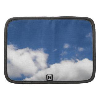 Blue Sky & White Clouds Organizer