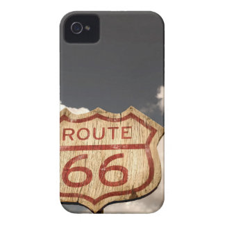 Blue Sky's on Route 66 Case-Mate iPhone 4 Case