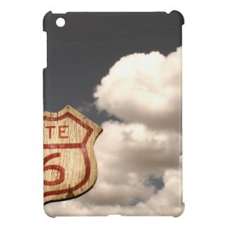 Blue Sky's on Route 66 Cover For The iPad Mini