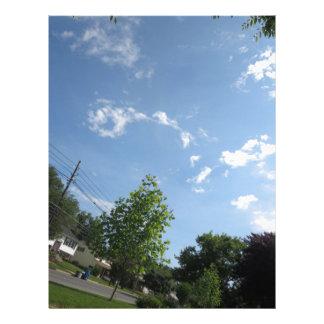 Blue SKYview Sky CherryHILL America Gifts NVN684 f Letterhead