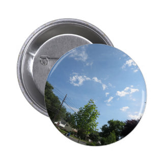 Blue SKYview Sky CherryHILL America Gifts NVN684 f Pinback Button