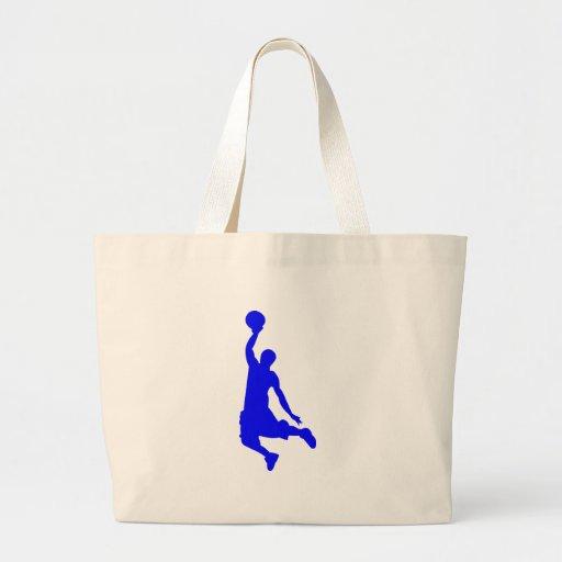 Blue Slam Dunk Bags