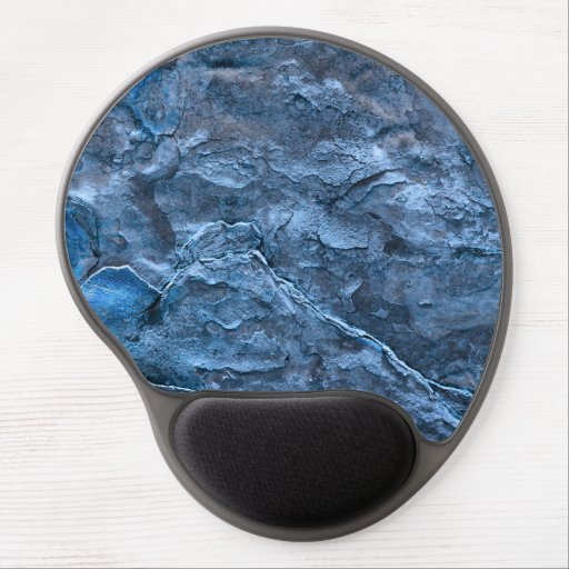 Blue Slate Gel Mouse Pads