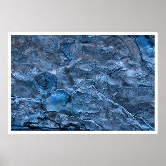 Blue Slate Posters