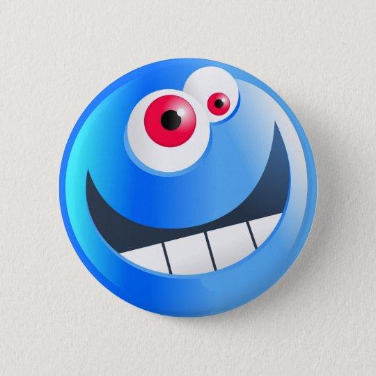 blue-smilie button