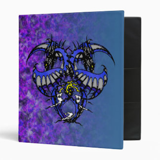 Blue Smoke Dragonheart Binder